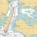 Route Bagenkop-Nyborg