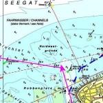 De twee mogelijkheden om Norderney te verlaten