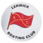 Lerwick Boating Club, een  fijn onderkomen waar het goed douchen is.
