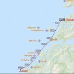 Route Støtt- Kjerringøy
