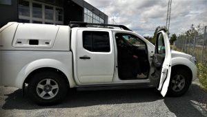 Lennaert's pickup, best geschikt als ruilobject met mijn eigen autootje